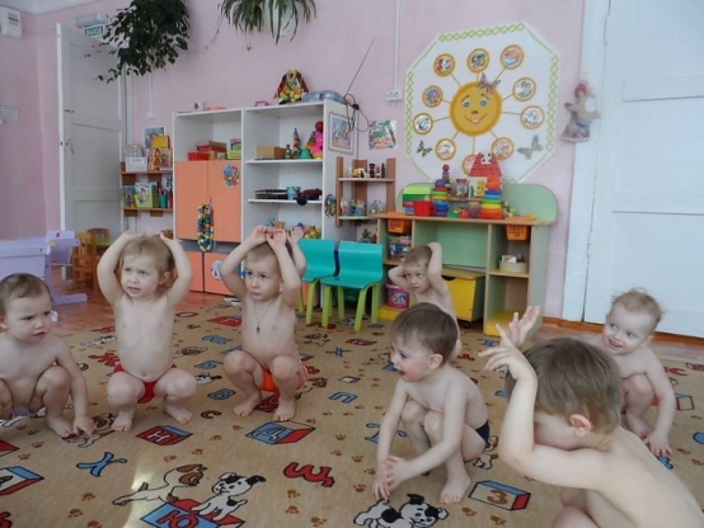 Публичный доклад воспитателя второй группы раннего возраста за  развитие движений непосредственно образовательная деятельность физкультминутки дыхательная и пальчиковая гимнастика физкультурно оздоровительная работа