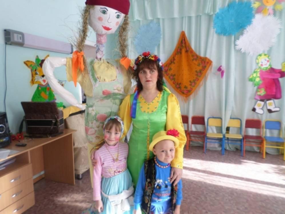 Фоторепортаж о проведении фольклорного праздника «Масленица»