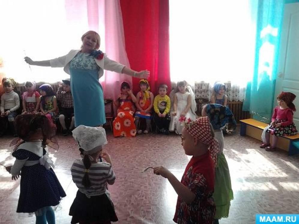 Пасхальный утренник 2019 в детском саду сценарий изоражения