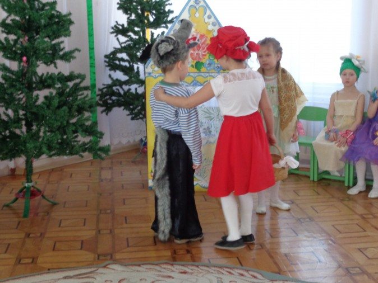 Сценка поздравление от красной шапочки с днем рождения 63