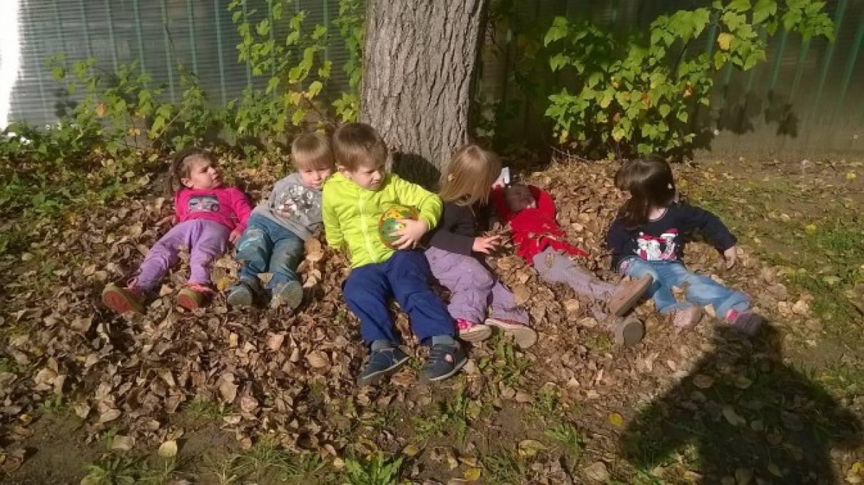 Стенгазета «Что нам осень подарила?!»