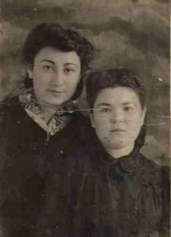 Рассказ о моей бабушке «История одной фотографии-2»