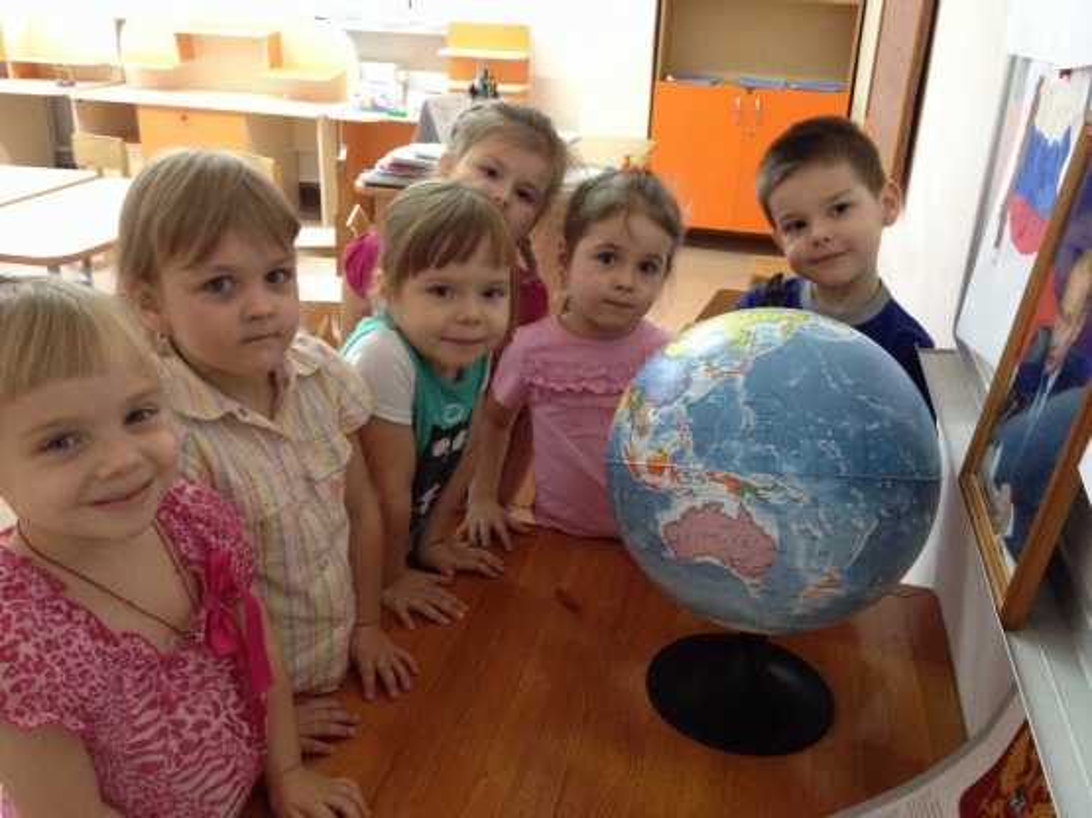 Проект по нравственно-патриотическому воспитанию «Моя Родина от А до Я» в средней группе