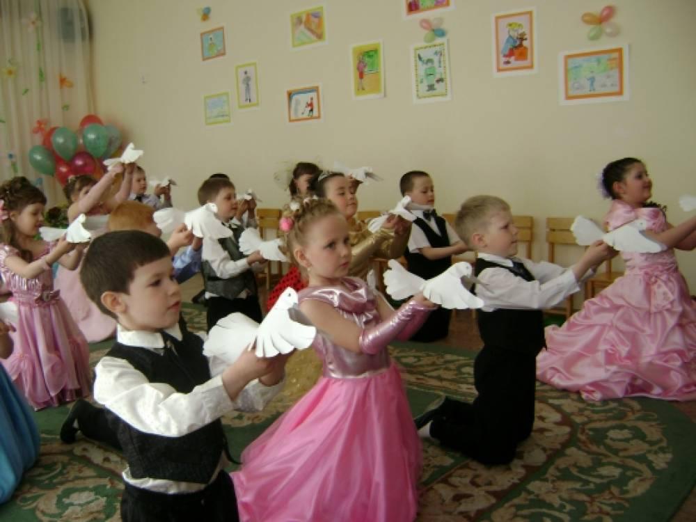 Сценарий в детском саду хорошее настроение