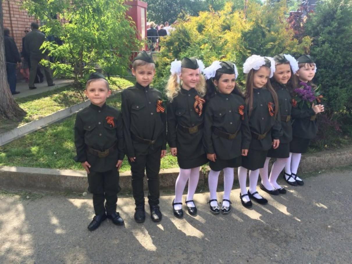 Сценарий концертной программы к 9 Мая «Дети выбирают мир»