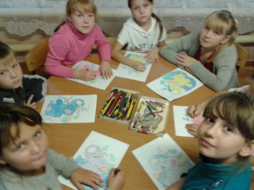 сказка для знакомства психолога с детьми