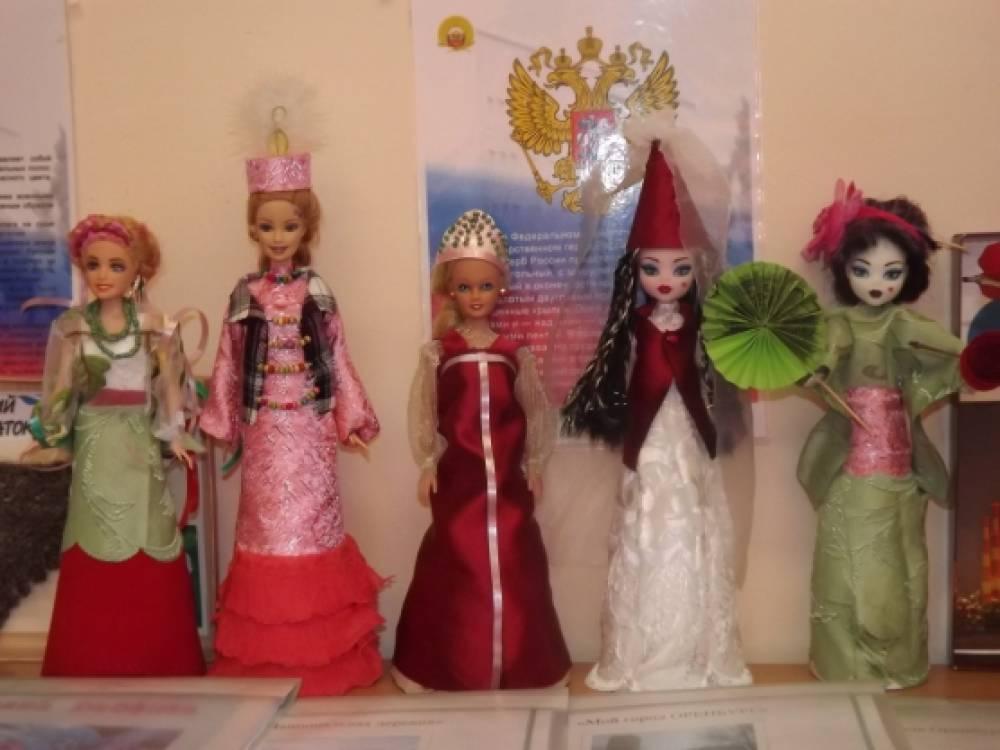 Куклы национальные своими руками фото 96