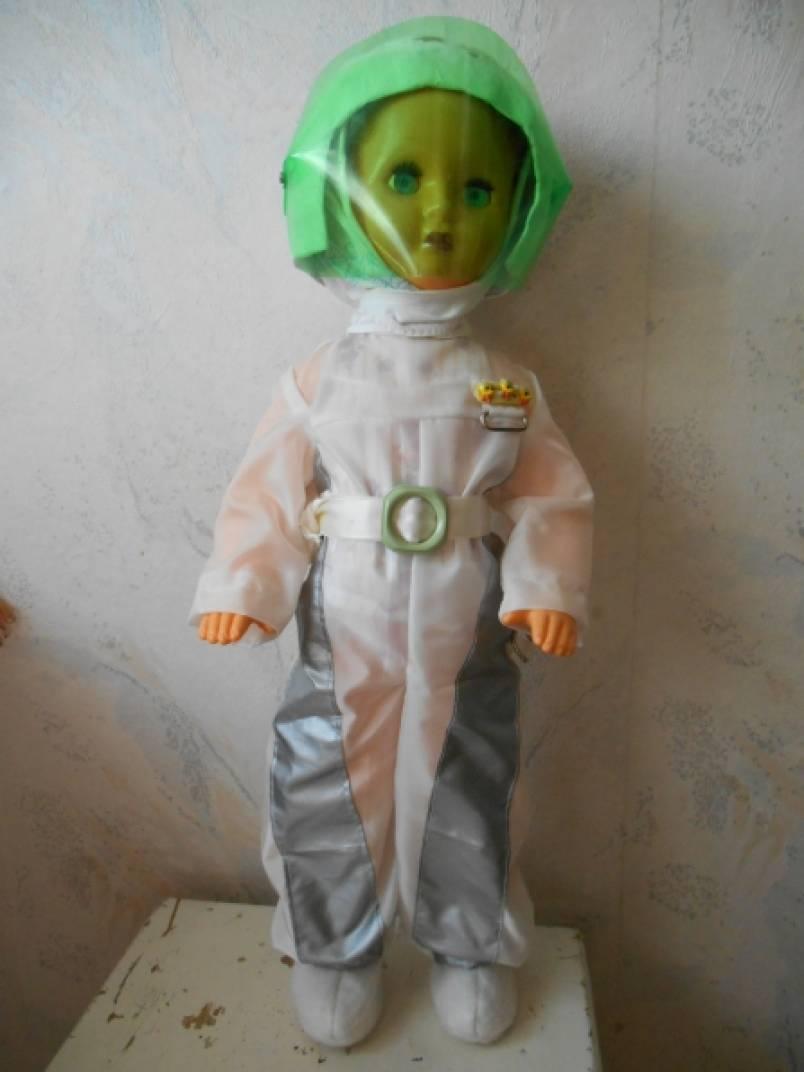 Космонавт из куклы своими руками 179