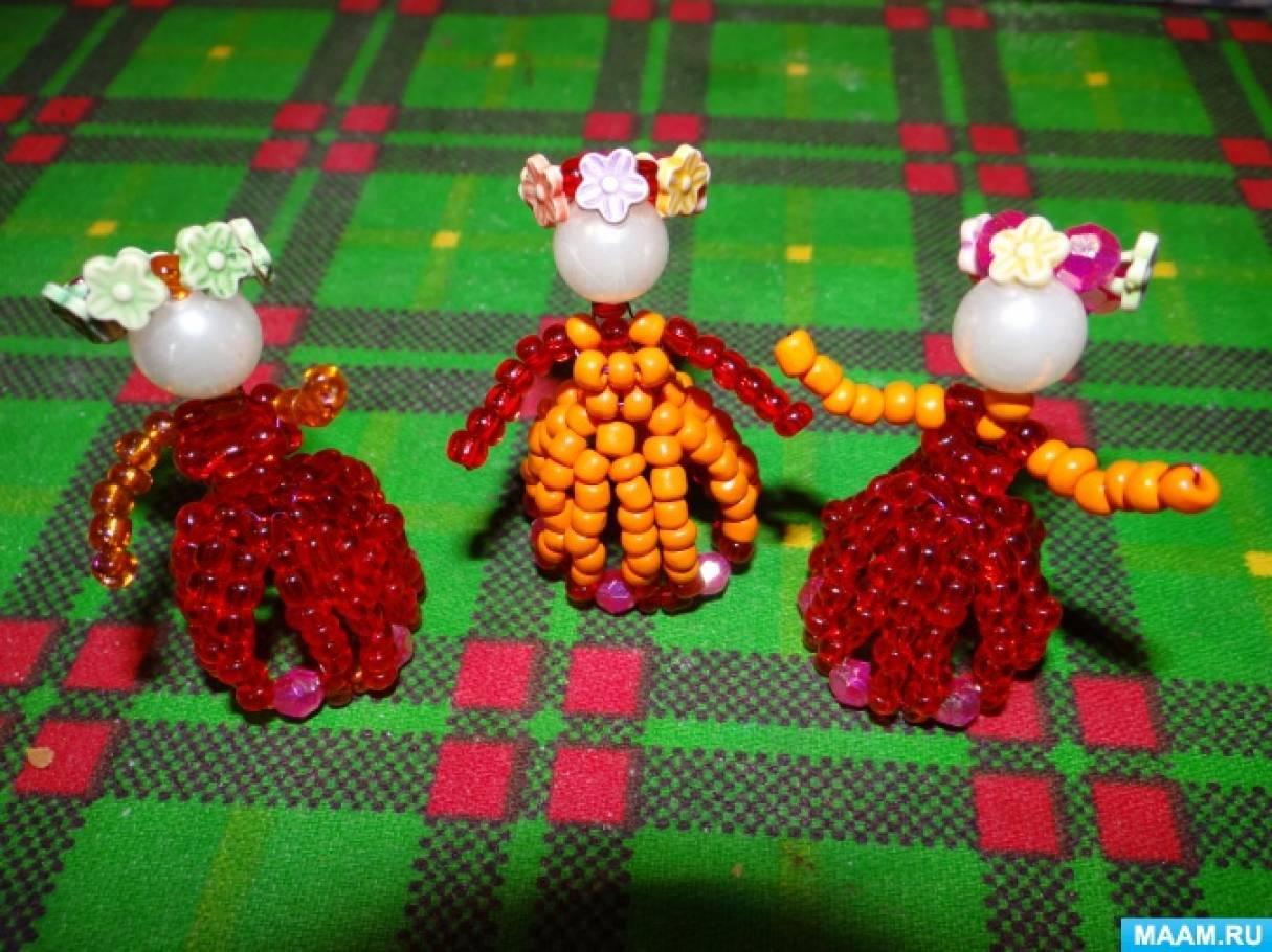 Мастер-класс «Куколка «Масленичка»
