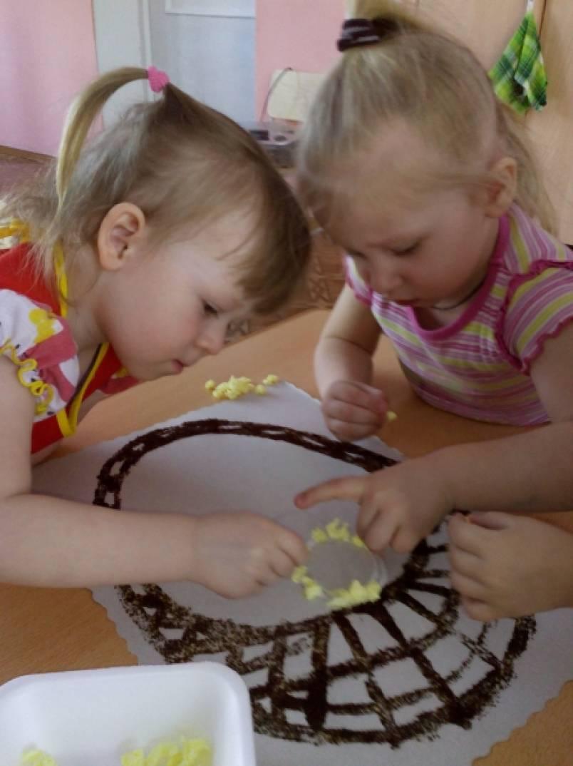 знакомство в группе раннего возраста с детьми