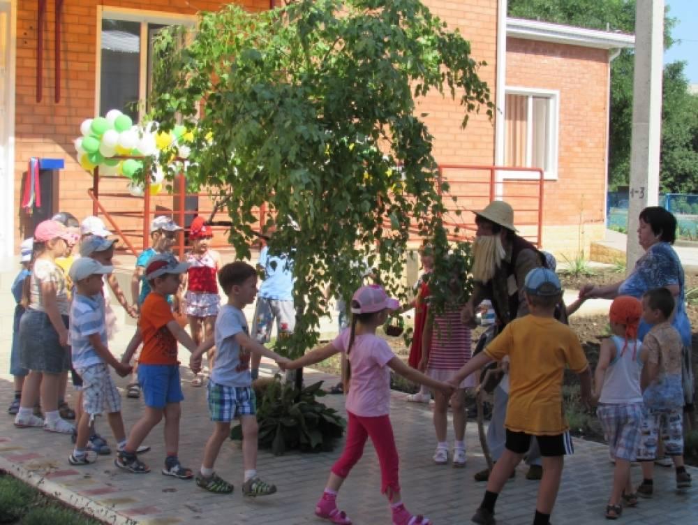 Сценарий фольклорного праздник
