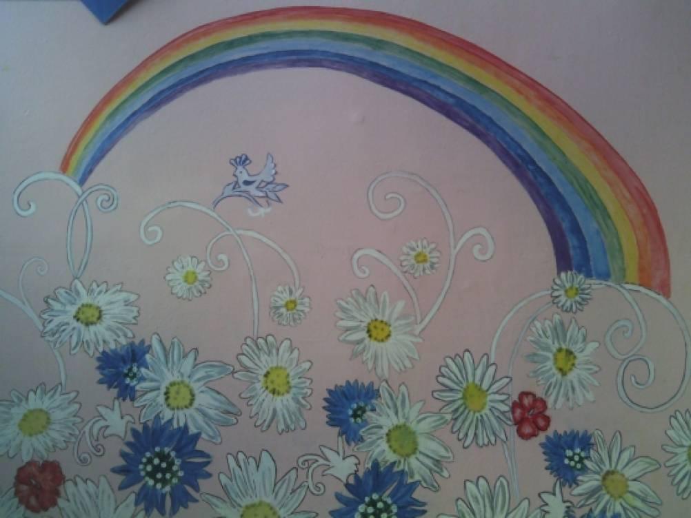 Украсить раздевалку в детском саду своими руками