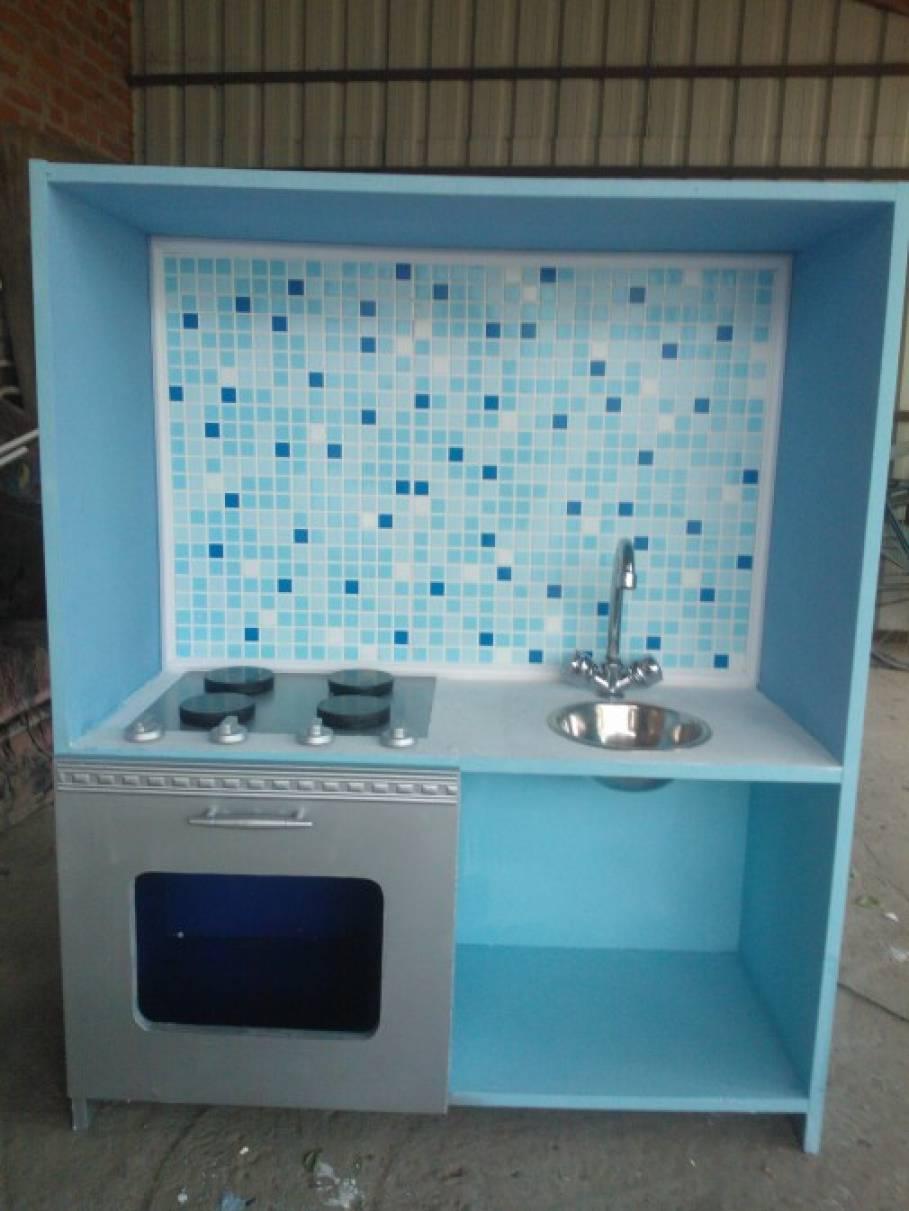 Детская кухня для детского сада фото 102