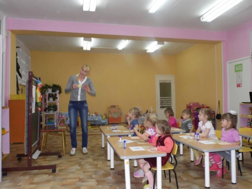 конспекты занятий с детьми 2 младшей группы нетрадиционные техники рисования