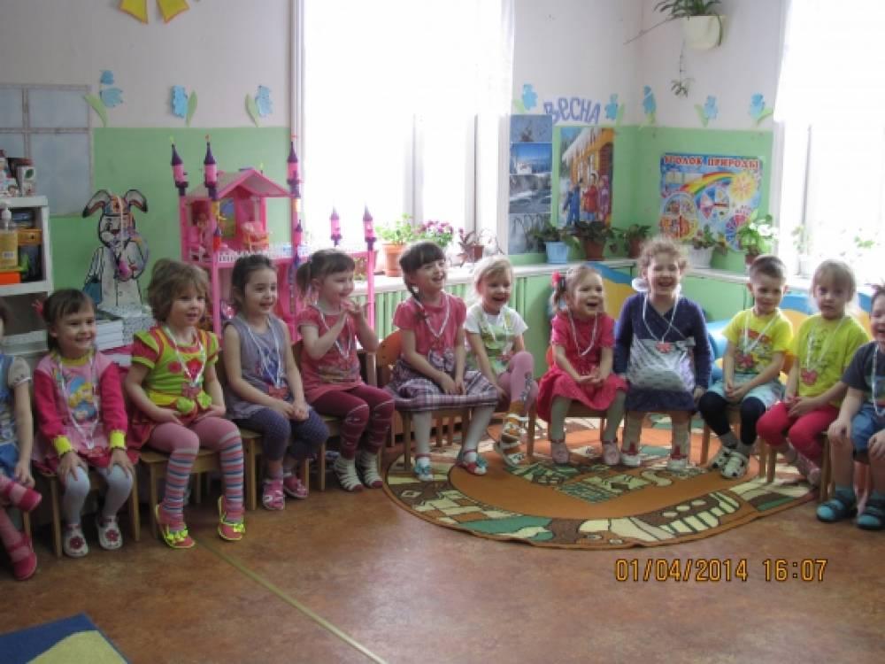 «День весёлых улыбок». Сценарий развлечения для детей среднего дошкольного возраста