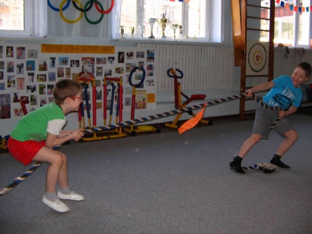 Конкурс мальчики спортивные