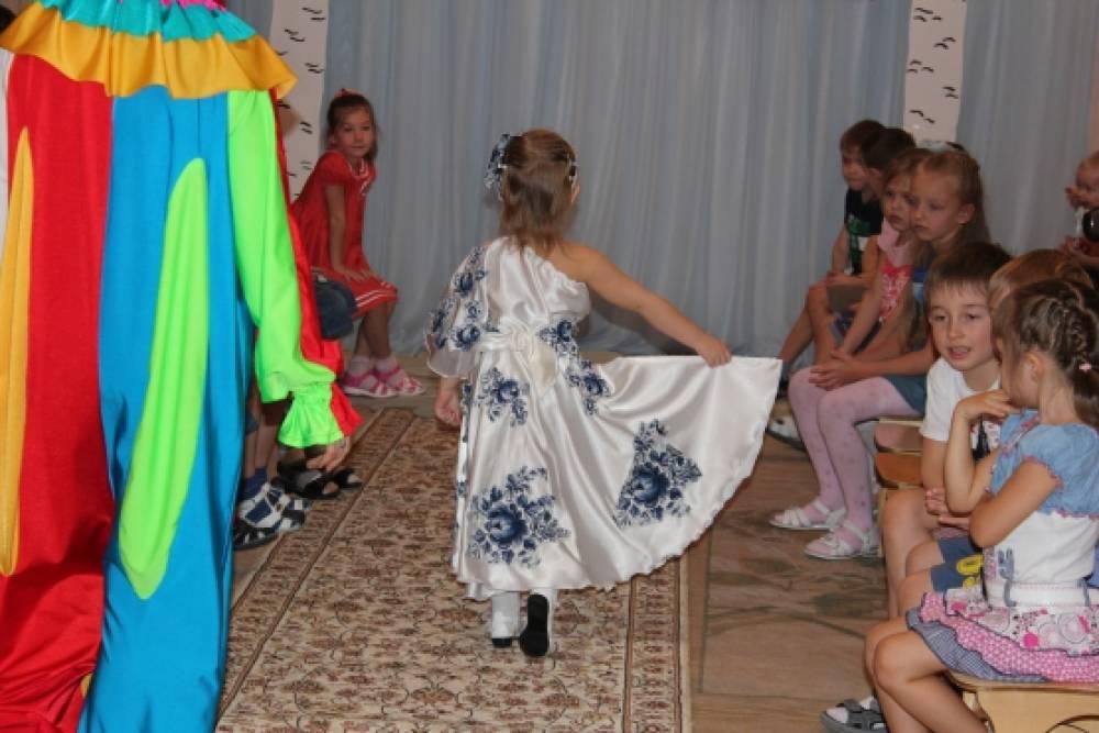 Конкурс семейного костюма