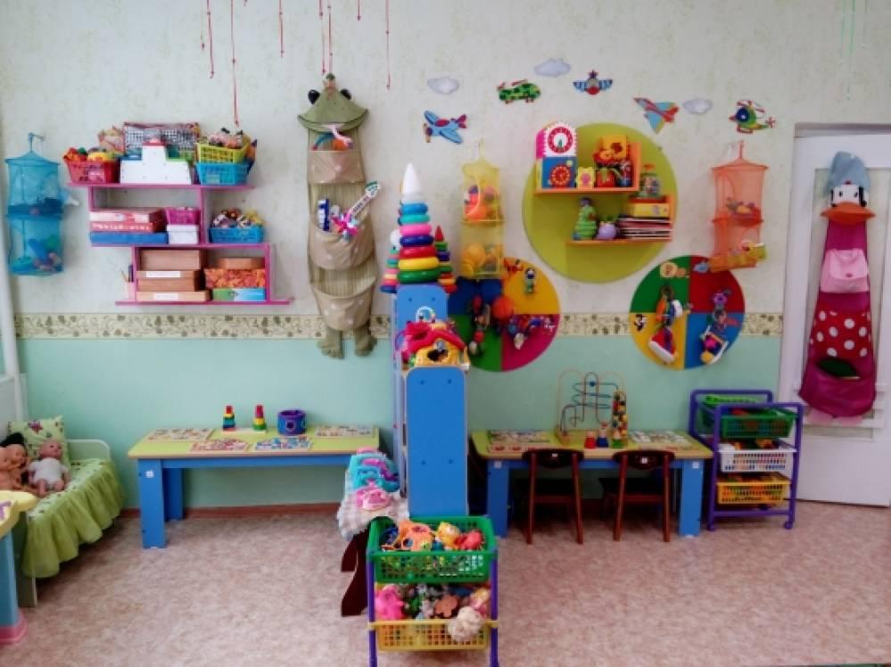 Поделка елки для детского сада