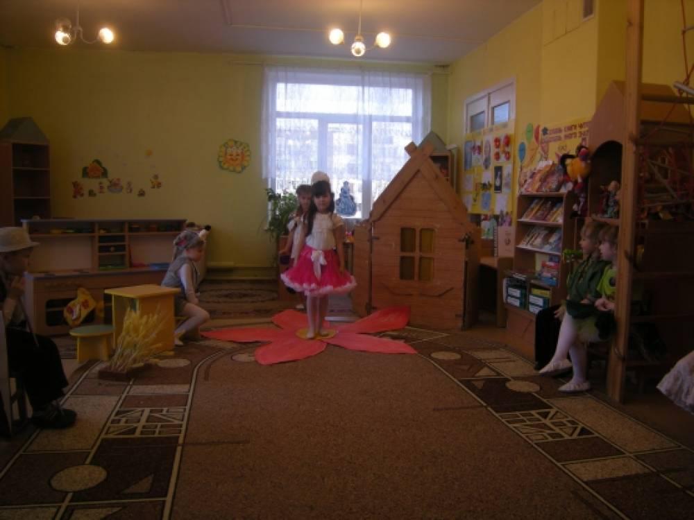 Сценарий сказки «Дюймовочка» для детей 6–7 лет