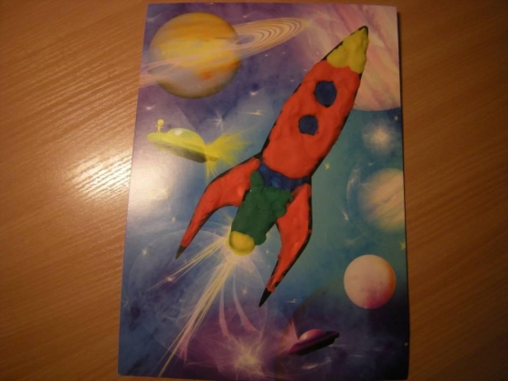 Творческие работы детей на тему