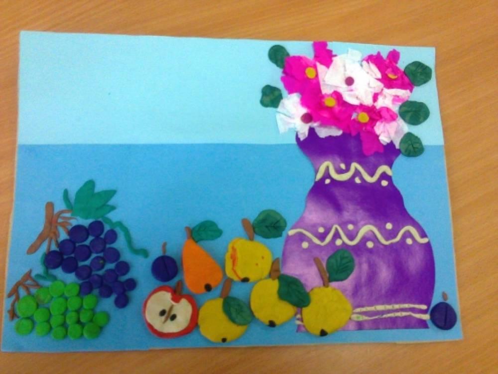 знакомство в детском саду с овощами фруктами