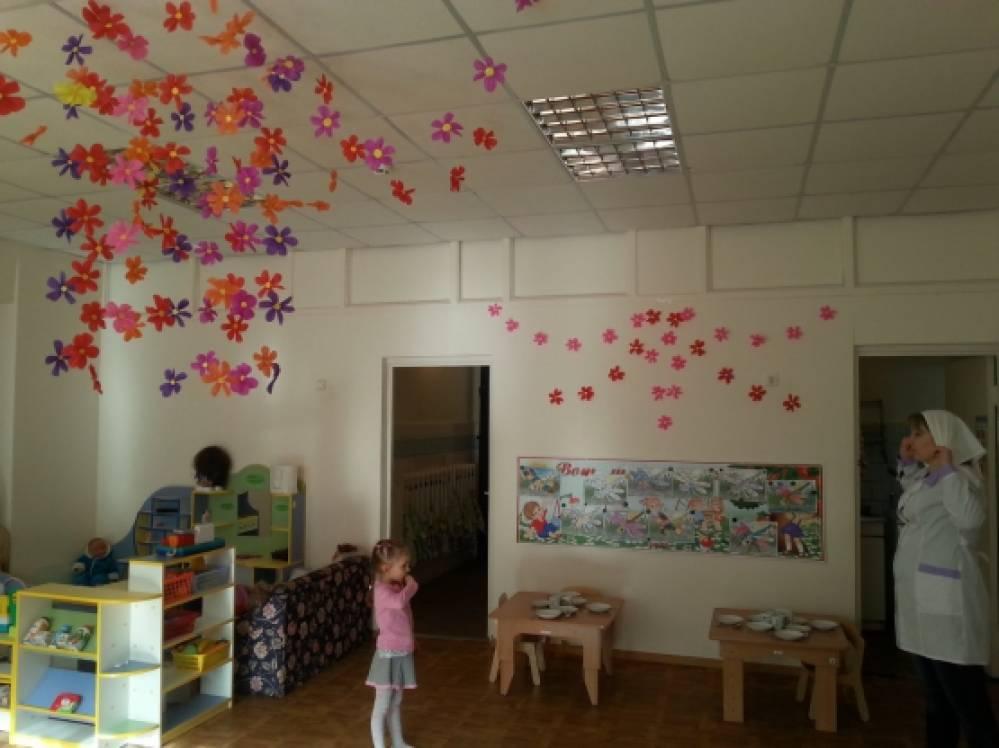 Оформление группу в детском саду своими руками