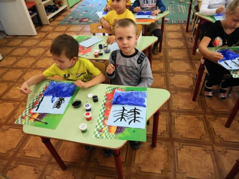 занятия в подготовительной группе по программе детство