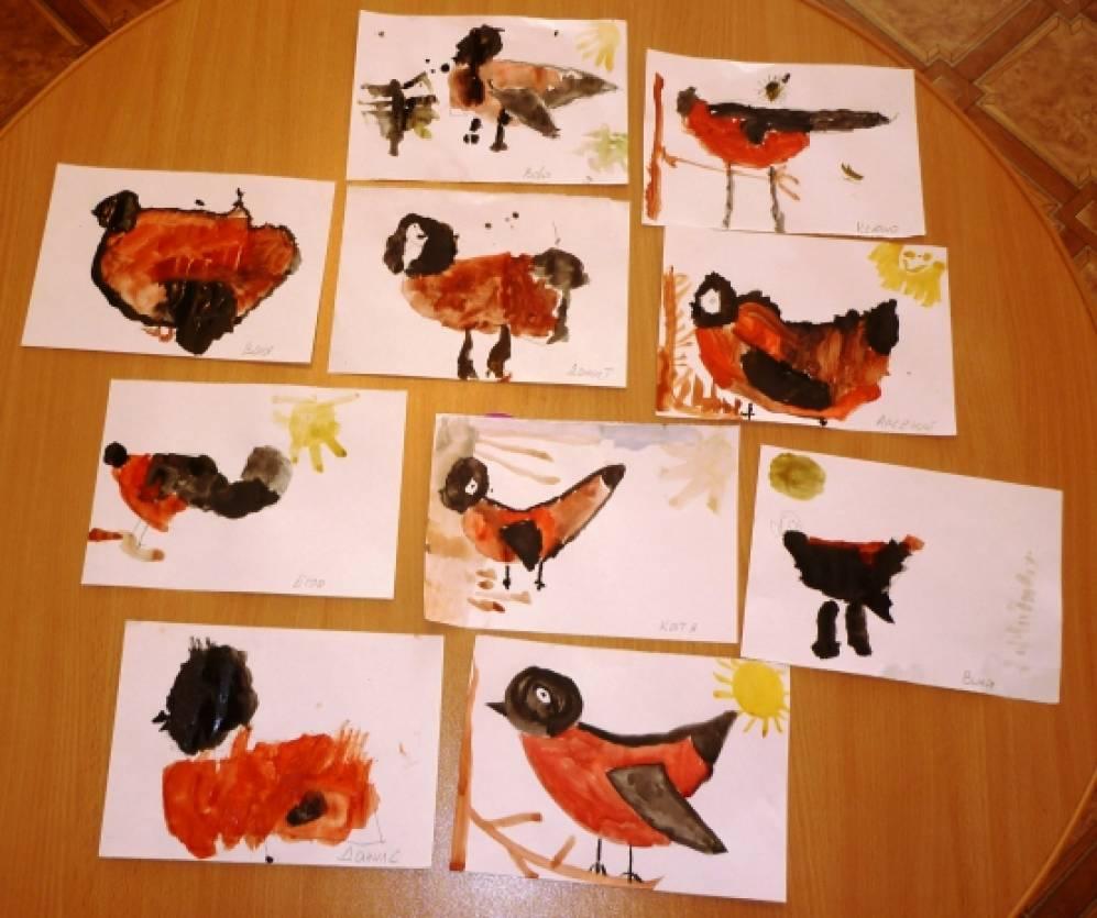 предметное рисование в детском саду конспекты
