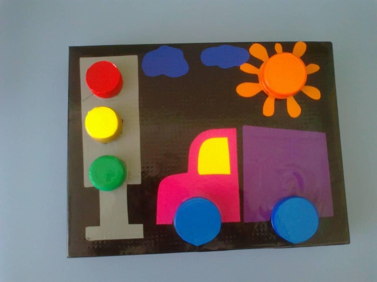 Светофоры своими руками для детей