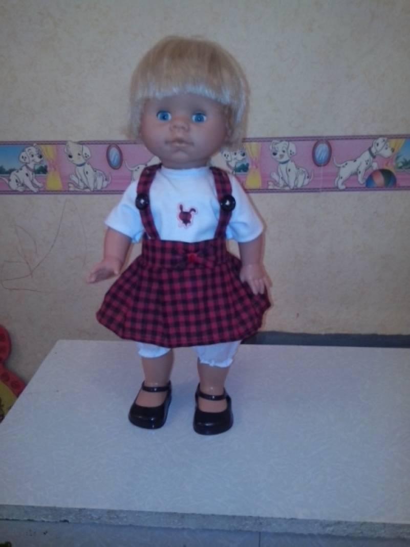 конспект занятия знакомство с куклой