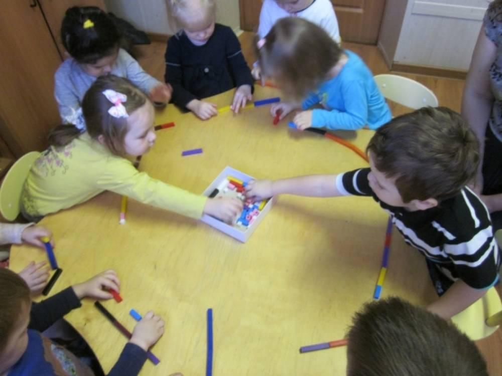Развитие сенсорной культуры детей раннего возраста через различные виды деятельности