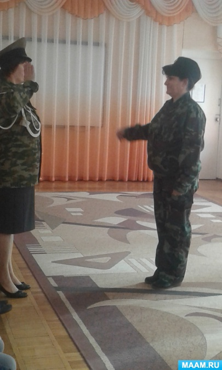 «Армейские учения». Фотоотчет праздника «День защитника Отечества»