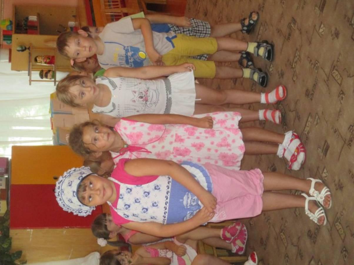 Конкурс для детей поварята