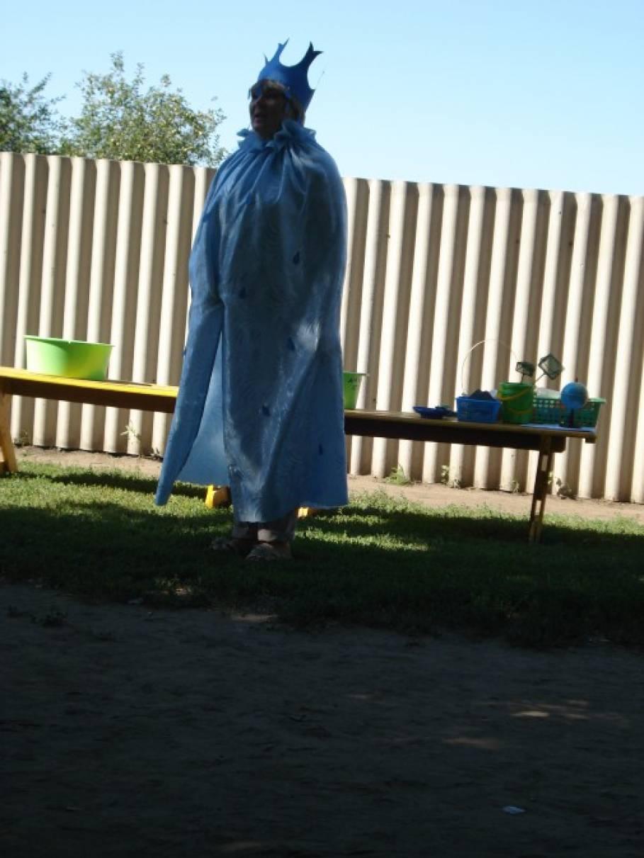 Фотоотчёт развлекательного мероприятия с водой «Водные эстафеты»