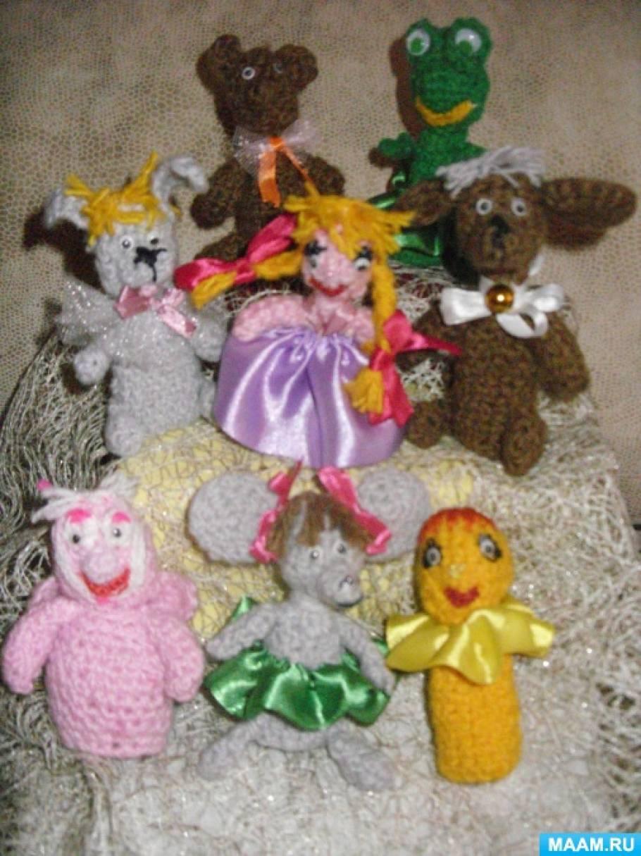 Театр пальчиковых кукол своими руками 57