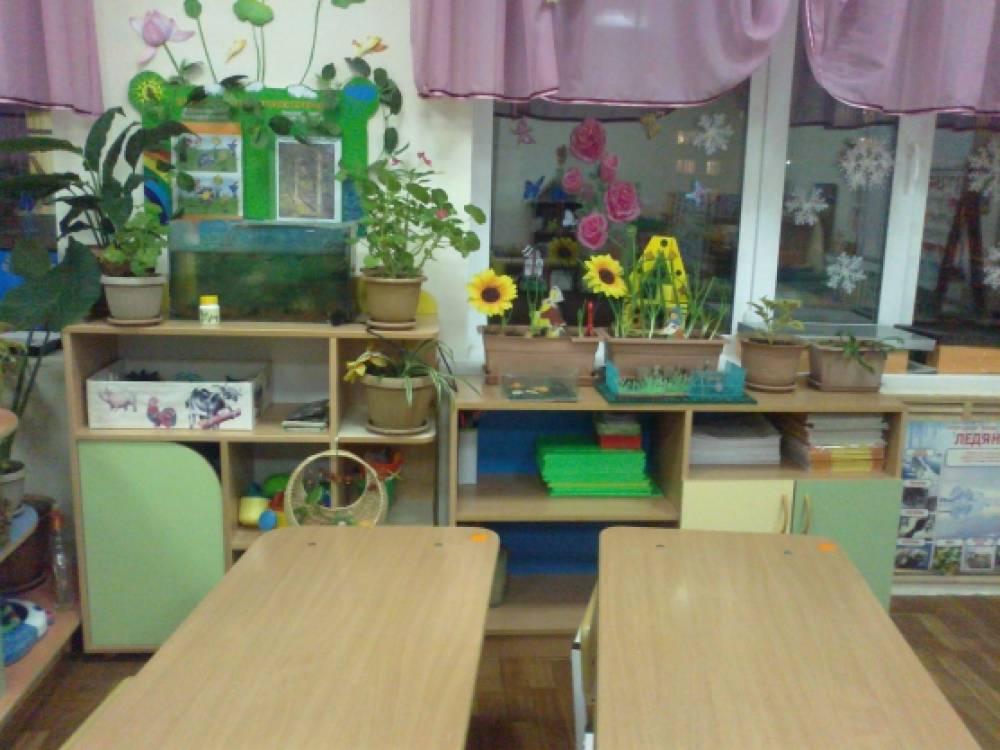 Оформление детского сада.