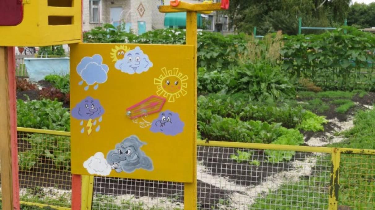Картинки наблюдение за погодой для детского сада