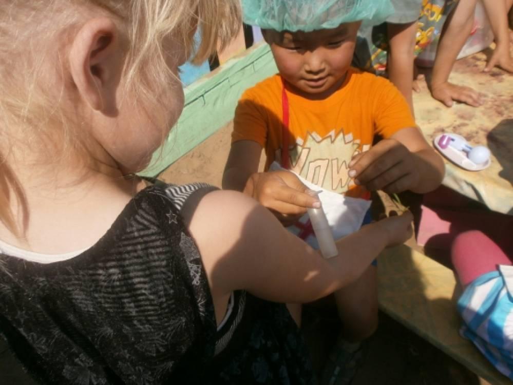знакомство с трудом взрослых в детском саду средняя группа