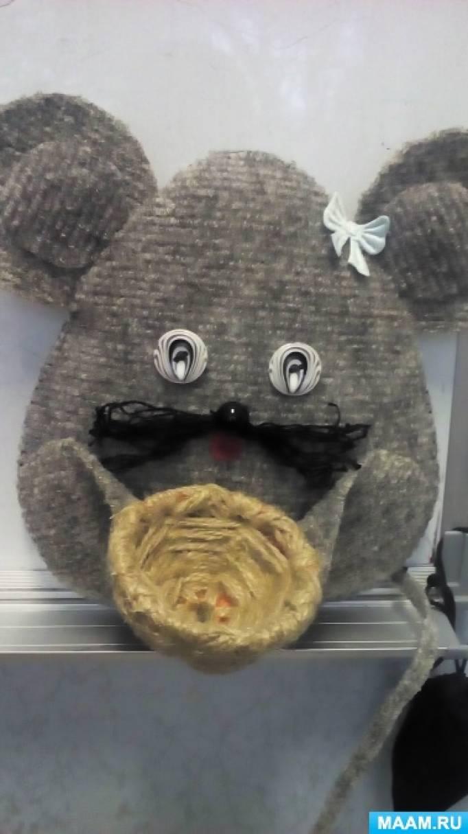 Дидактическая игра «Мышка Муси»