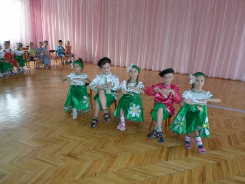 «Люблю тебя, моя Россия!» Сценарий развлечения для детей старшего дошкольного возраста