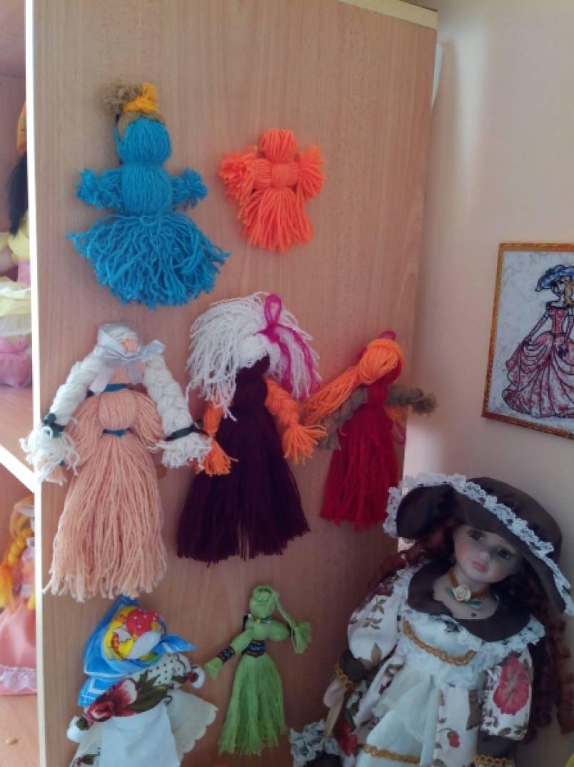 Конкурс самодельной куклы