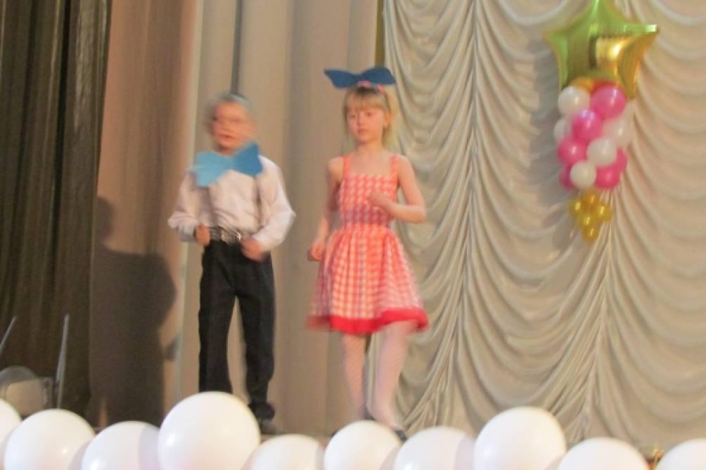 Фоторепортаж об участии дошкольников в танцевальном конкурсе «Радуга Звезд»