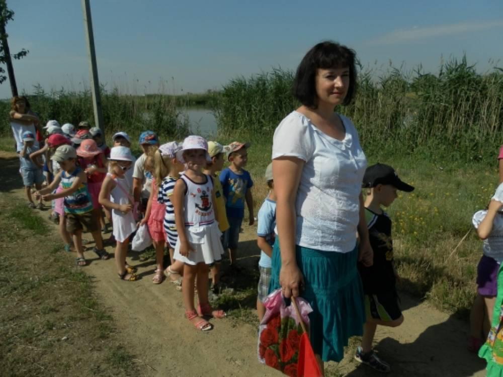 детский сад знакомство с животным миром