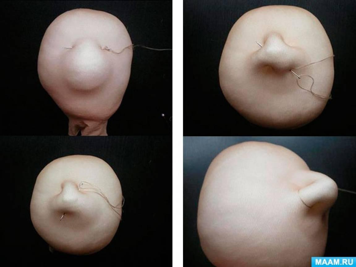 Мастер-класс по изготовлению ростовых кукол для оформления прогулочного участка.