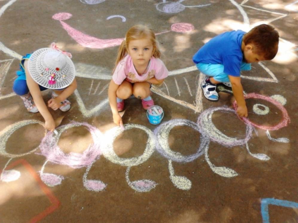 Солнечное лето картинки для детей