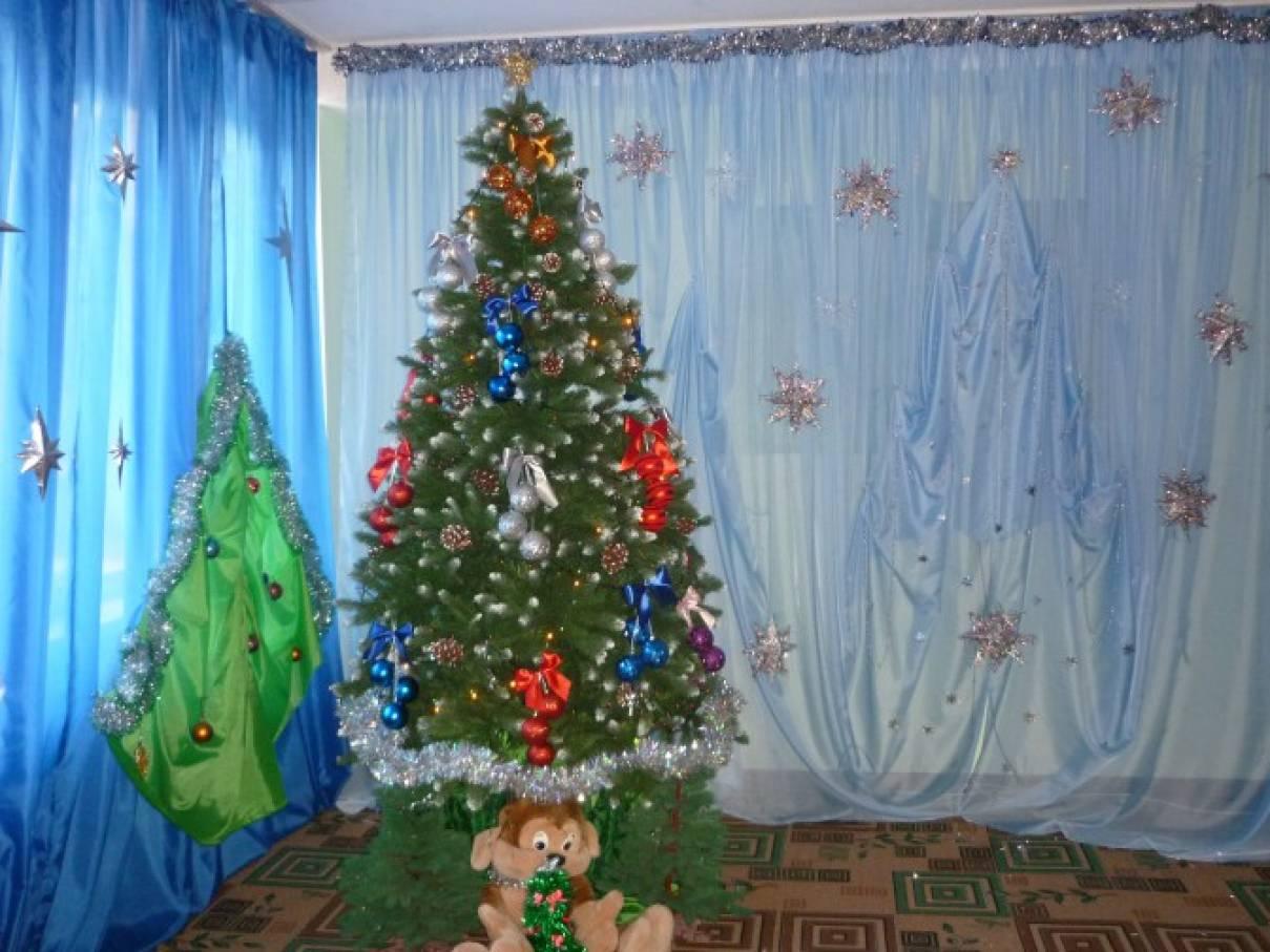 «Елочка в гостях у ребят» — фотоотчет с Новогоднего праздника.