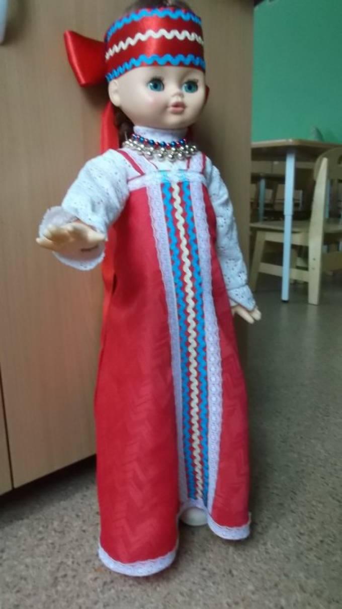 куклы в русском народном костюме своими руками