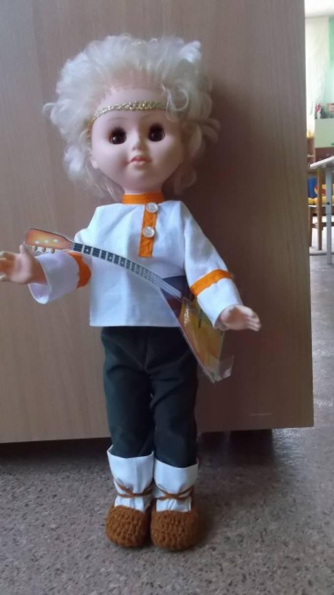 Бант для костюма куклы своими руками фото 832