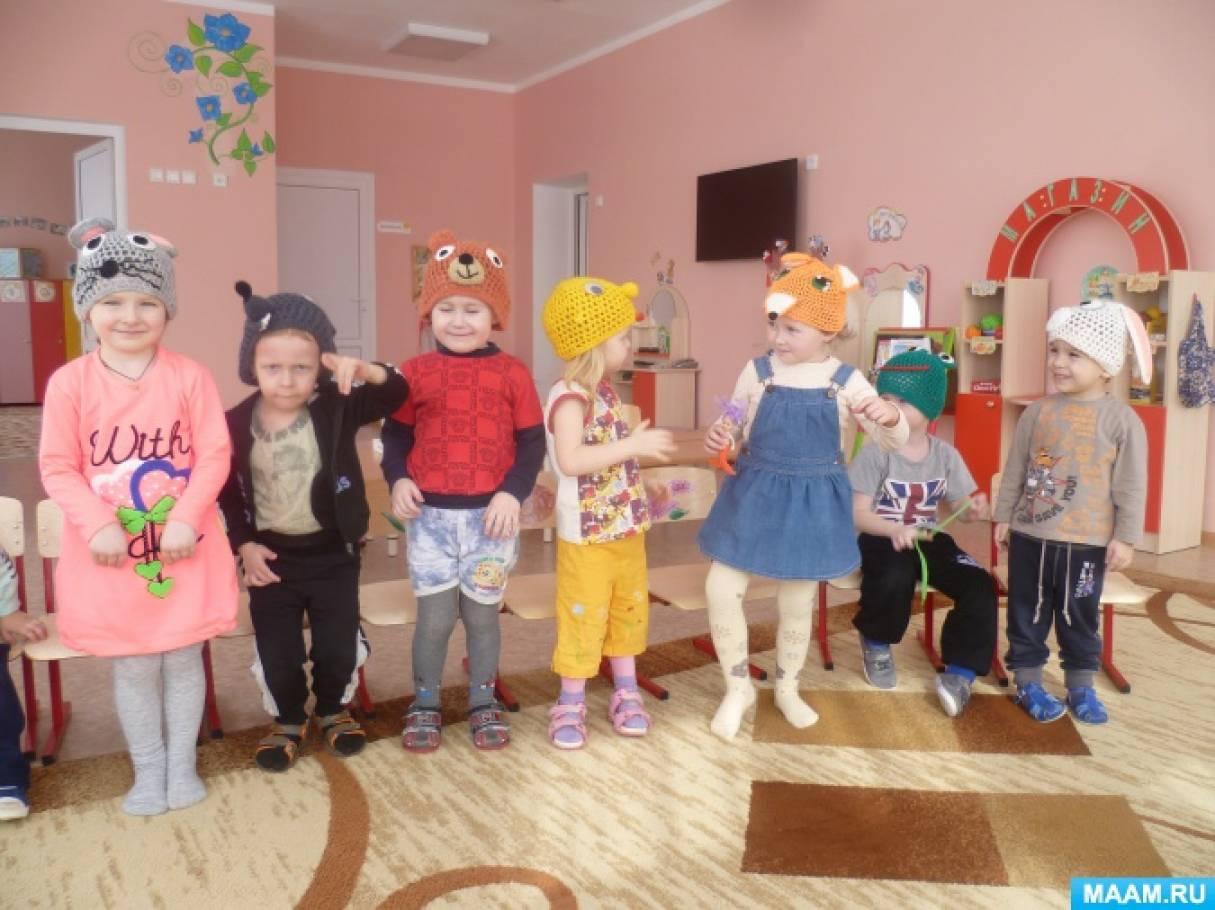 коллективные игры для детей на знакомство