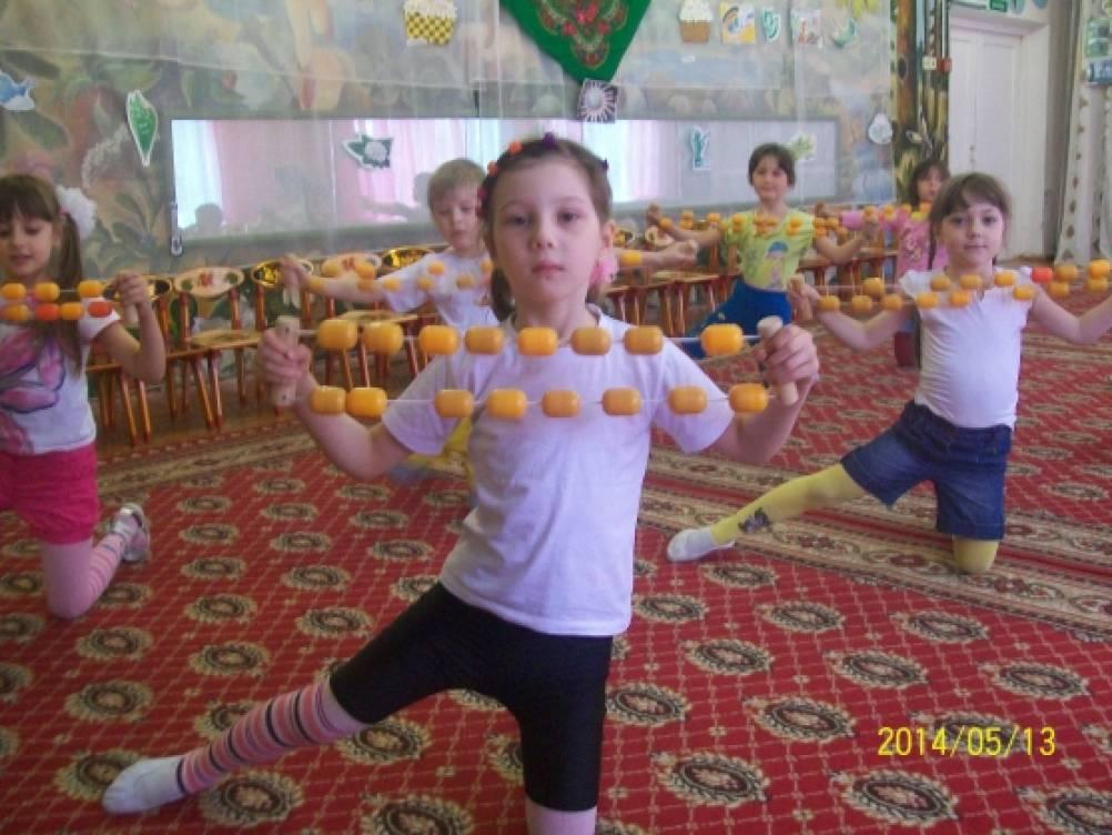 442Оборудование для физической культуры в доу своими руками